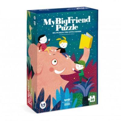 My Big Friend - Puzzle - LONDJI