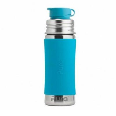 Gourde en inox - Sport - Aqua - 325 ml