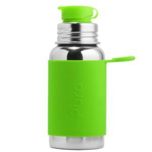 Gourde en inox -  Sport - Green - 550 ml - PURA