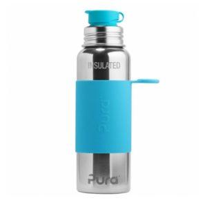 Gourde en inox - Isotherme - Sport - Aqua 650 ml - PURA