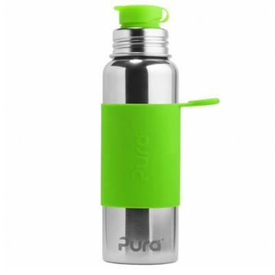 Gourde en inox -  Sport - Green - 850 ml