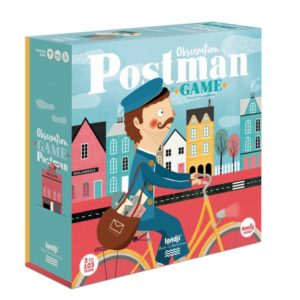 Postman - Jeu d'observation - LONDJI