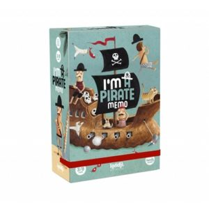 I'm a Pirate - Mémo - LONDJI