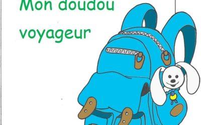 Découverte de … Mon doudou voyageur