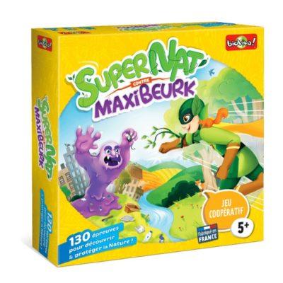 SuperNat contre MaxiBeurk