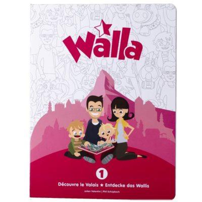 Walla - Découvre le Valais