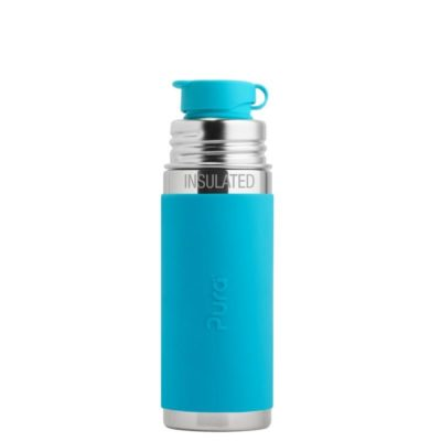 Gourde en inox - isotherme - Sport- Aqua - 260 ml - PURA