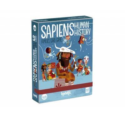 Sapiens, l'histoire des hommes - Londji