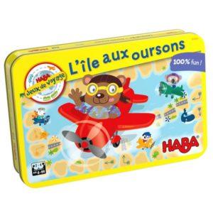 L'ile aux oursons - HABA