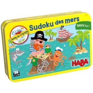 Sudoku des mers - HABA