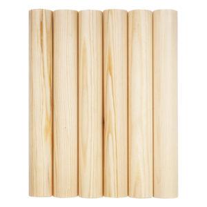 Sticks naturels - Accessoires toboggan - Triclimb