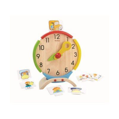Horloge d'activité - PLAN TOYS