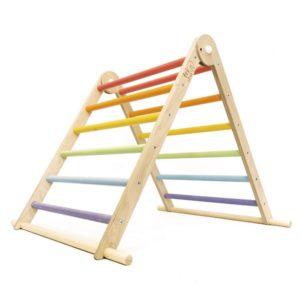 Escalier de motricité -  Double Pastel - Triclimb
