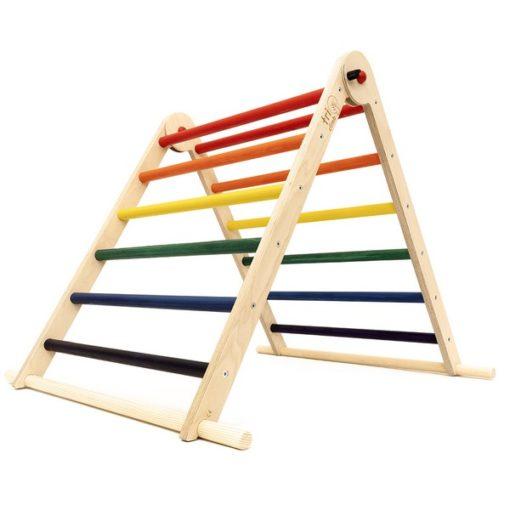 Escalier de motricité -  Double Rainbow - Triclimb