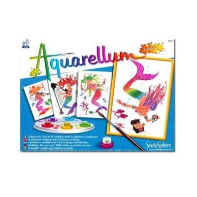 Aquarellum Junior - Sirènes - Sentosphère
