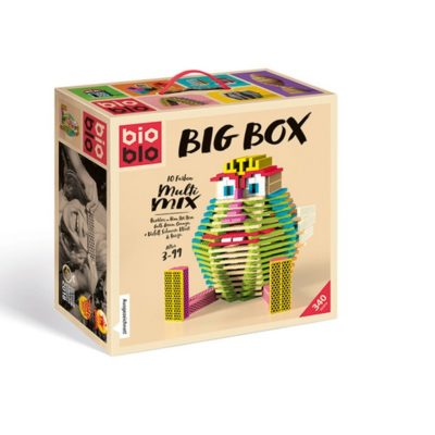 Big Box - Bioblo