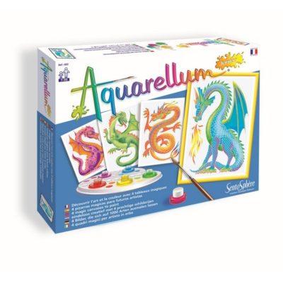 Aquarellum Junior - Dragons - Sentosphère