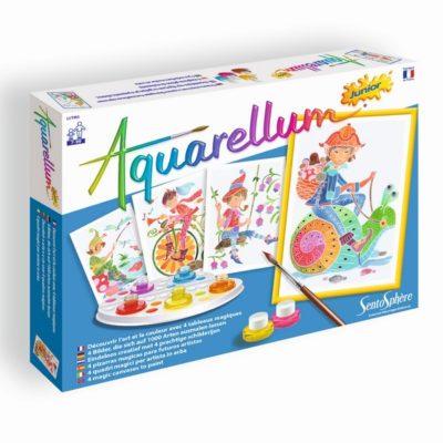 Aquarellum Junior - Lutins- Sentosphère