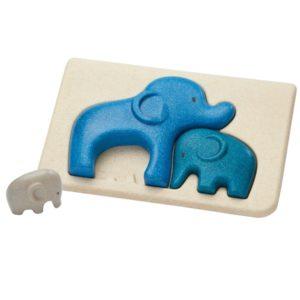 puzzle Éléphants