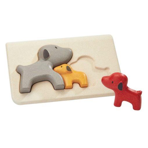 puzzle chiens