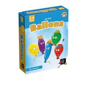 Ballons- Gigamic