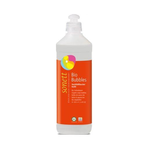 Sonett Bulles de savon bio - Recharge