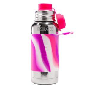 Gourde en inox - Isotherme - Pink Swirl- 475 ml PURA