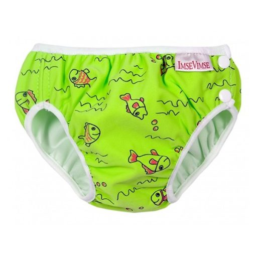 Couche de piscine - Green Fish - 4-6 kg - Imse Vimse