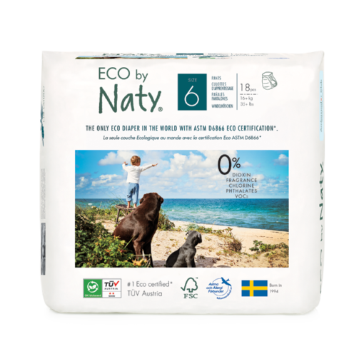 Culottes d'apprentissage Taille 6 - NATY