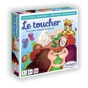 Le toucher - Sentosphère