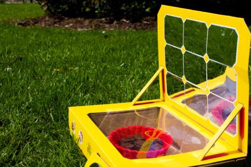 Sunlab - La dinette solaire