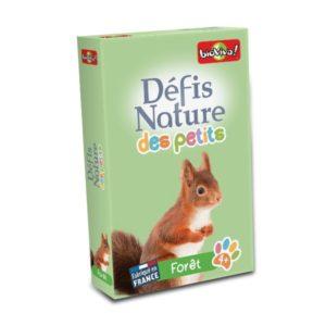 Défis Nature des petits - Forêt- BIOVIVA