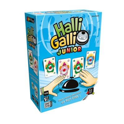 Halli Galli Junior - Gigamic