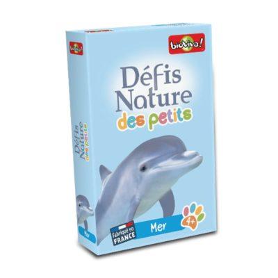 Défis Nature des petits - Mer - BIOVIVA