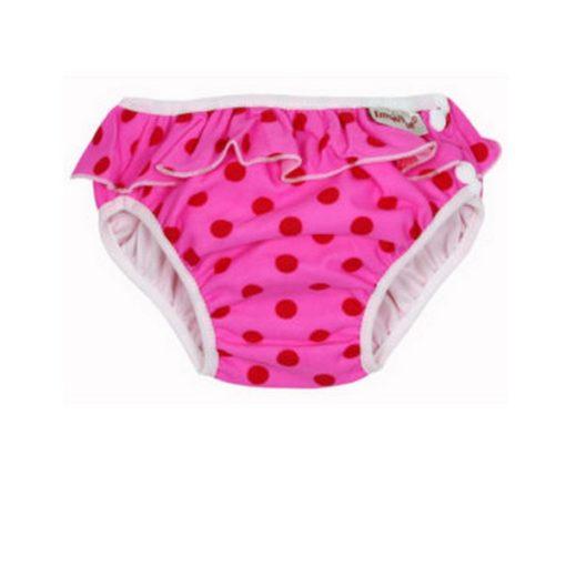 Couche de piscine - Pink Dots - 9-12 kg - Imse Vimse