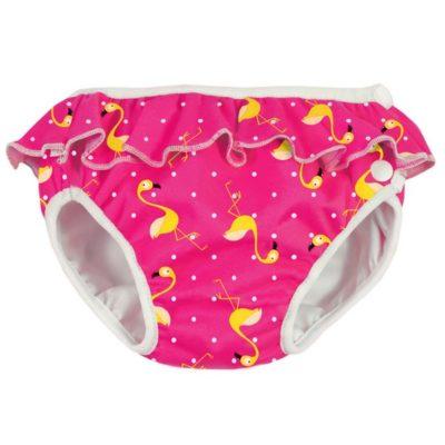 Couche de piscine - Pink Flamingo - 9-12  kg - Imse Vimse