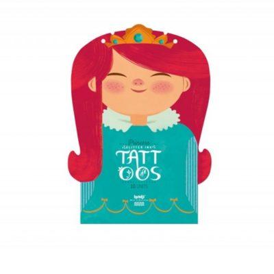 Tattoos- Princesse - LONDJI