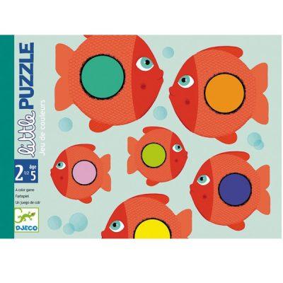 Little Puzzle - DJECO