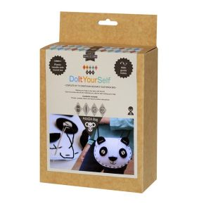 DIY Sac Panda - aPunt