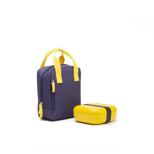 Sac Repas Isotherme Blue
