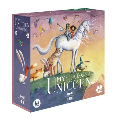 My Unicorn  - Puzzle - LONDJI