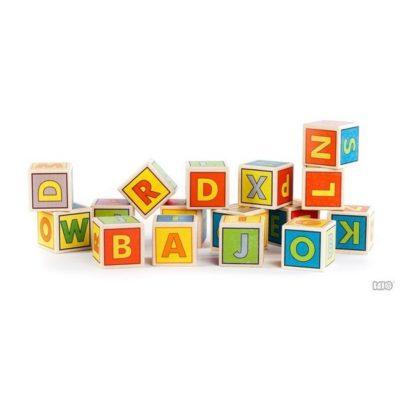 Cubes Alphabet - Bajo