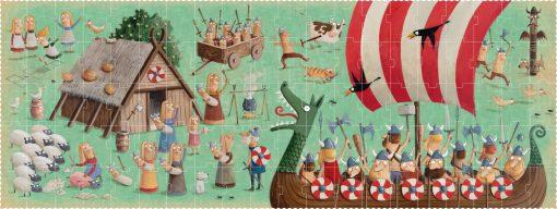 I'm a Viking- Puzzle - LONDJI
