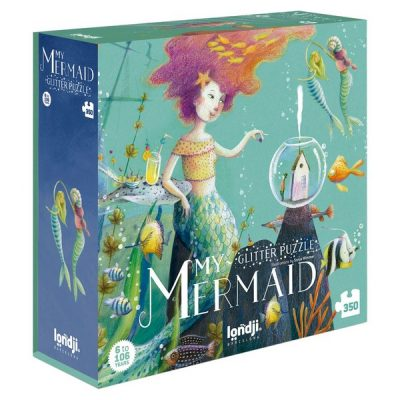 My Mermaid - Puzzle - LONDJI