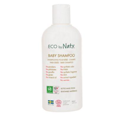 Shampoing pour bébé - Naty