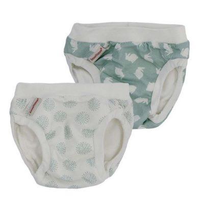 Culottes d'apprentissage lavable - Lapin / Pissenlit - 13-17 kg