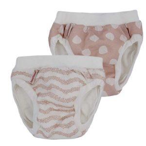 Culottes d'apprentissage lavable - Coquillages / Pierres - 16-20 kg