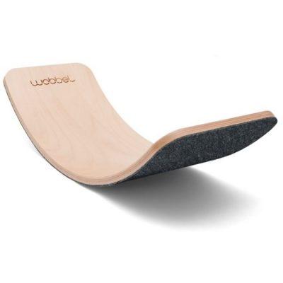 Wobbel board bois naturel Pro - Mouse