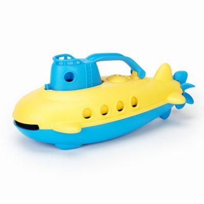 Sous-marin bleu/jaune