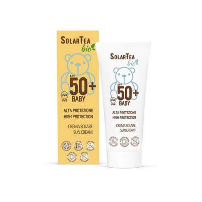 Bema Solar Tea - Crème Solaire SPF50+ - 100 Ml